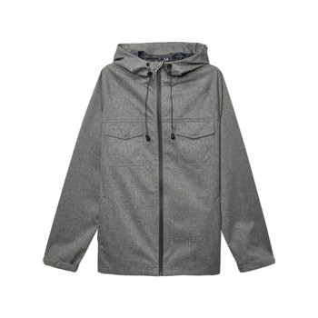 O'Neill Caspar Hyperdry Jacket - Heather Grey