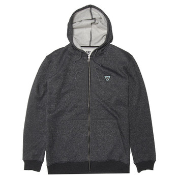 Vissla The Trip Fleece - Black Heather