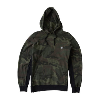 Billabong Wave Washed Pullover Hoodie - Camo