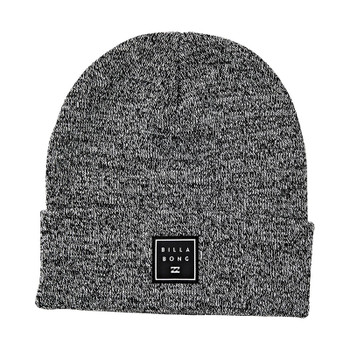Billabong Stacked Heather Beanie - Black