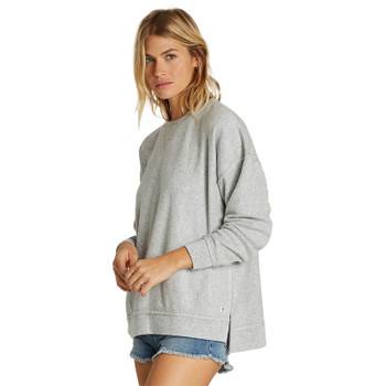 Billabong Three Day Weekend Sweatshirt - Ash Heather
