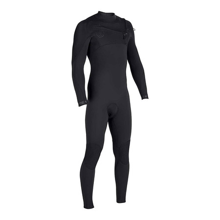 Vissla 7 Seas 3/2 Chest Zip Wetsuit - Stealth