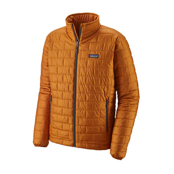 Patagonia Nano Puff Men's Jacket - Hammonds Gold