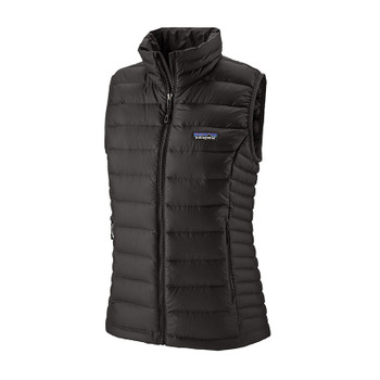 Patagonia Women's Down Sweater Vest - Black