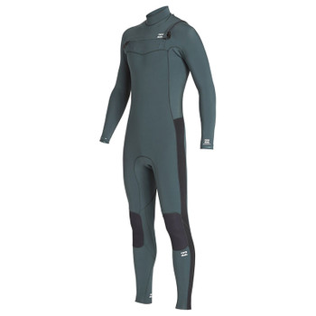 Billabong Furnace Revolution 3/2 C/Z Wetsuit - Military