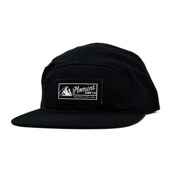 Moment PC Rock 5-Panel Hat - Black