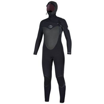 Rip Curl Women's Flash Bomb 5/4 Hooded Wetsuit