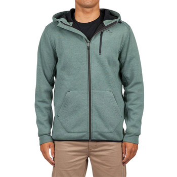 Rip Curl Departed Anti Series Fleece Zip Jacket - Green