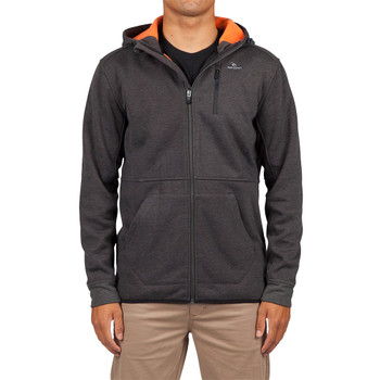 Rip Curl Departed Anti Series Zip Jacket - Charcoal
