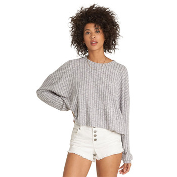 Billabong Easy Way Top - Ash Heather