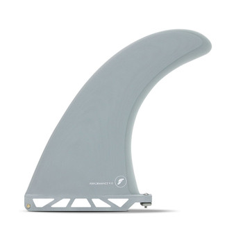 Futures Fins Performance 9.0 Longboard Fin- Solid Grey