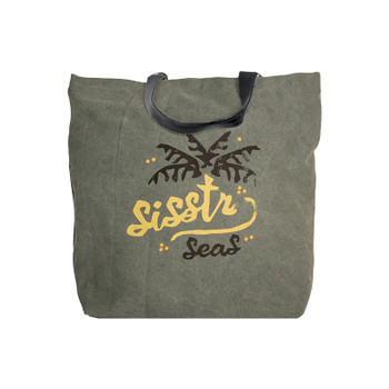 SisstrEvolution Switch It Up Tote Bag - Dusty Green