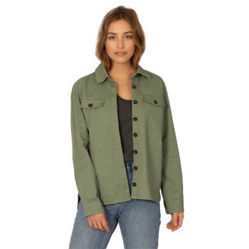 SisstrEvolution Endless Trails Jacket - Dusty Green