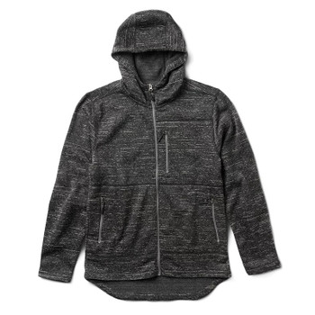 Roark Revival Roadrunner Zip Hoodie - Charcoal