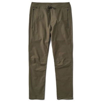 Roark Layover Stretch Travel Pant - Military