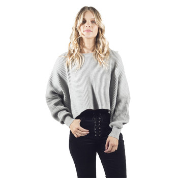 Lira Sahara Sweater - Heather Grey