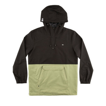 Salty Crew Deckhand Jacket - Black