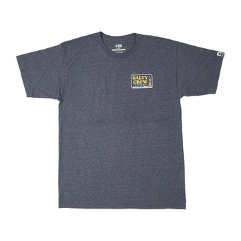 Salty Crew Point Loma S/S Tee - Navy Heather