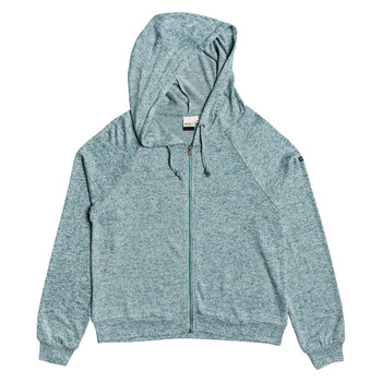 Roxy Like A Dream Hoodie - Everglade Heather