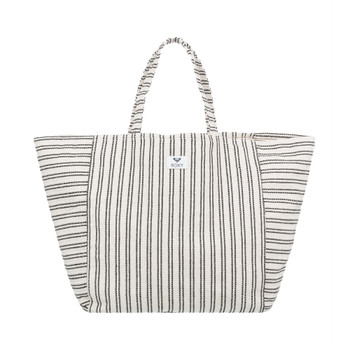 Roxy Time Is Now Tote - Anthracite