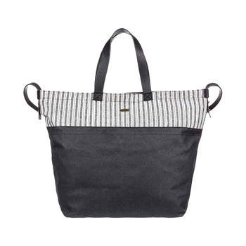 Roxy Miraculous Recipe Shoulder Tote Bag - Anthracite