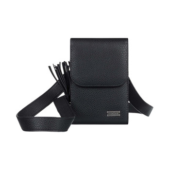 Roxy Happy Sunday Crossbody Bag - Anthracite