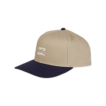 Billabong All Day Snapback Hat - Khaki