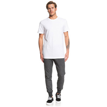 Quiksilver Rio Joggers - Dark Grey Heather - Full