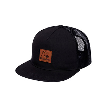 Quiksilver Blown Out Trucker Hat - Black
