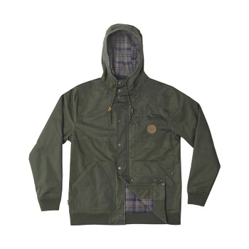 HippyTree Midland Jacket - Army