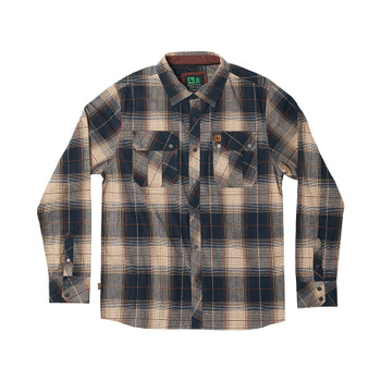 HippyTree Mesquite Flannel - Tan
