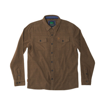 HippyTree Mitchell Flannel - Brown