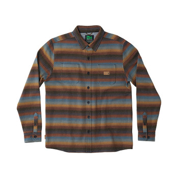 HippyTree Chatsworth Burly Shirt - Brown