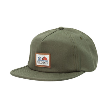 Hippytree Icon Hat - Army