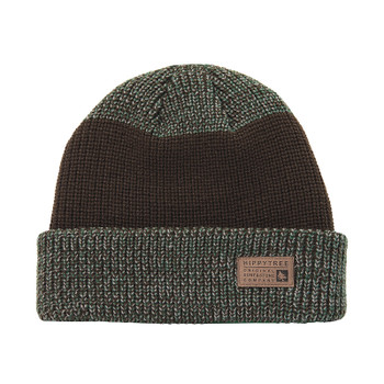 Hippytree Continental Beanie - Brown