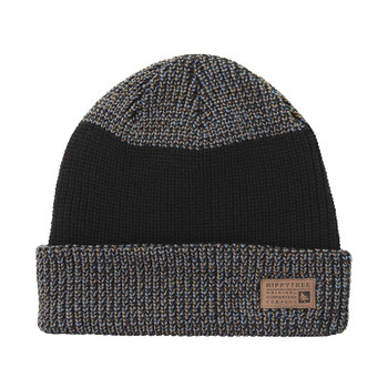 Hippytree Continental Beanie - Black