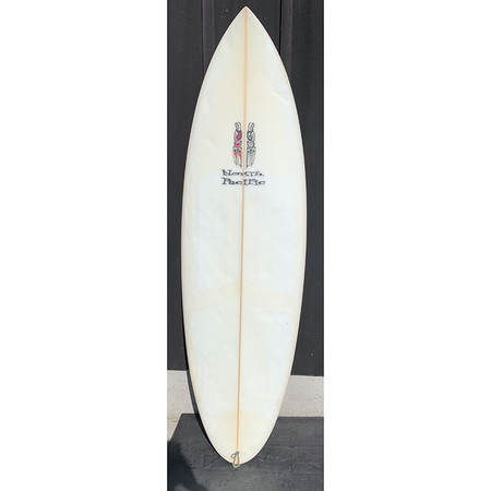 """Used North Pacific 6'0"""" Surfboard"""