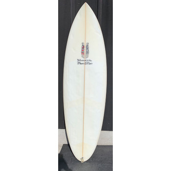 "Used North Pacific 6'0"" Surfboard"