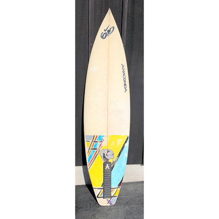 "Used Anaconda 6'0"" Surfboard"