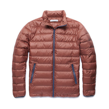 Outerknown Puffer Jacket - Nutmeg