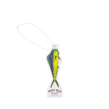 Dark Seas Mahi Mahi Air Freshener