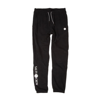 Salty Crew Slow Roll Sweatpant - Black