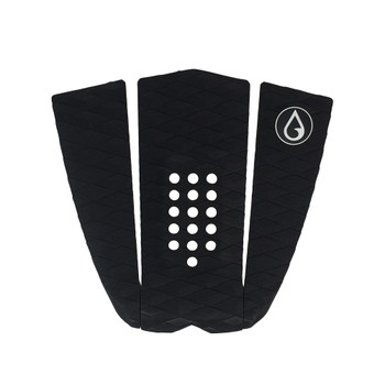 Moment 3 Piece Traction Pad - Black