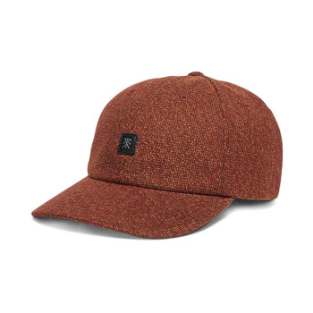 Roark Safe Camp 6 Panel Hat - Burgundy