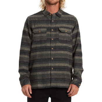 Billabong Offshore Flannel - Military