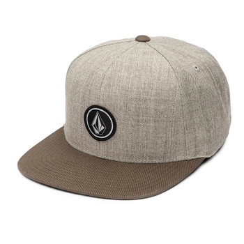 Volcom Quarter Twill Hat - Brindle