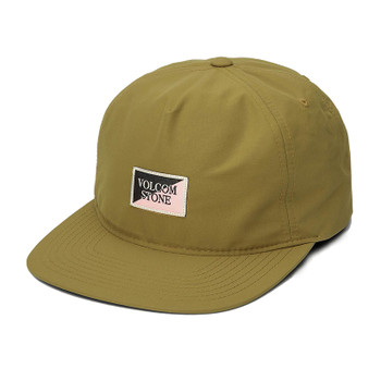 Volcom Division Hat - Sonic Green