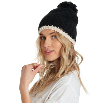 Billabong Zoe Beanie - Black
