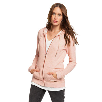 Roxy Trippin Zip Hoodie - Canyon Clay