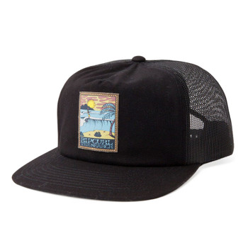 Rip Curl Sir Shred Trucker Hat - Black
